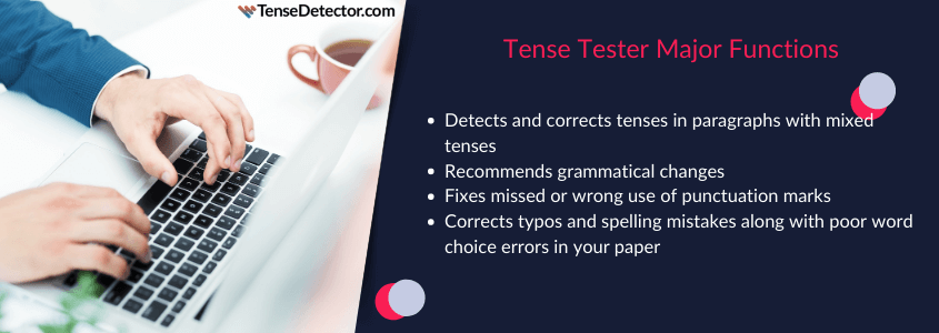 faulty tense sequence checker functions